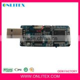 USB flash pcba/PCBA assembly manufacturer