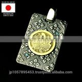 High quality japanese white gold pendant for Fashionable , Other pendants also available