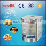 Commercial electric buffet food warmer for catering