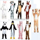 animal costume/party supply animal shape costume/cheap hot ferry animal costume