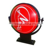 advertising display led back lighted logo sign