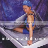 B-29 far infrared sauna blanket portable /sauna thermal blanket for weight loss/infrared blanket /far infrared body wrap