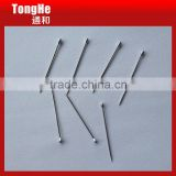 Brass Silver Shirt Straight Pin for Shirt Packing Accessories
