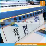 High resolution banner mesh outdoor digital printing