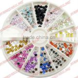 R-111 Nail Art ,2014 Hot Sell nail art;crystal stones,Professional Nail Beauty,Nail Rhinestones