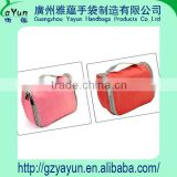 popular travel washing bag with zipper,washing bag,travel washing bag,polyester washing bagg