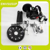 electric bike kits 8FUN Bafang BBS01 mid mount motor 36v 250w mid central drive electric bicycle kit