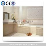China Supply Cheap Glass Mosaic Tile For Bathroom