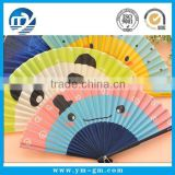 Custom printing Chinese personalized bamboo hand fan                                                                         Quality Choice