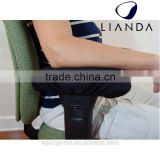 office chair armrest covers, latest mesh chair arm covers, alibaba china mesh chair arm covers