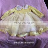 high quality used clothing children summer wear in bales