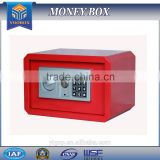 2016 high-quality safe box fingerprint lock outdoor key safe box or mini electronic safe box
