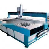 For metal, nonmetal, glass, foam cutting use 420mp XC-1210W waterjet cutting machine