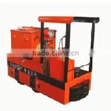2.5tons Explosion-proof battery locomotive for underground mine, made in China locomotive, China manufacture locomotive