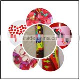 party popper/hand- hold confetti paper with Flame-retardant paper/wedding /party /christmas/colorful paper