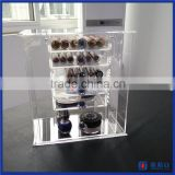China wholesale 6 drawer acrylic cosmetic storage drawers for makeup tools, necklace / acrylic jewelry storage