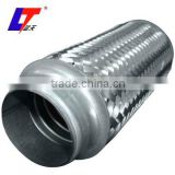 Stainless steel exhaust flexible pipe couplings