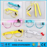 fashion design custom sunglass shape pen,cute pen