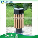 Low Price Modern Stainless Steel Villa Waste Bin