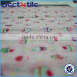 Fabric stock digital print silk fabric imported fabric for beautiful garment