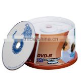 RISENG 16x 4.7GB 120MINs wholesale blank dvd-r/China style printing dvd disc manufacturer/dvd princo offset printing