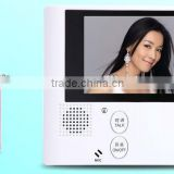 2.8 inch LCD Clear Image Peephole Viewer Door