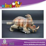 High quality toy styracosaurus dinosaurs, custom dinosaurs, educational toy for kids