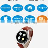 sim card wifi bluetooth smart mobile phone bluetooth smart watch waterproof touch screen mobile watch phone