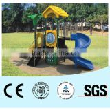 Kids amusement park outdoor preschool playground equipment RoHS Approved                                                                         Quality Choice