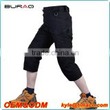 Latest design Men cargo hiking pants with side pockets