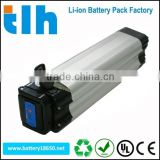 Electric bike battery 36V 13Ah lithium battery for electric bicycle