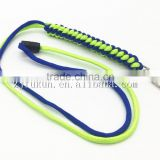 Fashion Colorful Paracord Cell Phone Lanyard Cords Strap Lariat Mobile Parachute Rope With Lobster Clasp ID Holder Lanyards