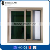 Rogenilan 88 series main products aluminium double glazed sliding Windows and doors with good price