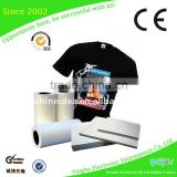 High work-efficiency 2014 heat transfer laser paper for bags