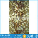 Interior Art Fusing Glass Background Wall