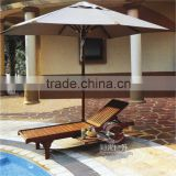 Wooden Sun Lounger Swimming Pool Lounger Chair