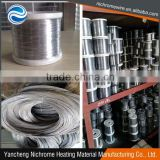 Ni60Cr15 12V electrical heating resistant alloy wire