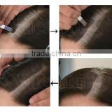 Magic root hair dye solution for white hair cover the gray