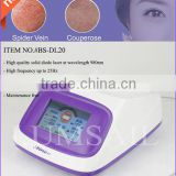 New 980nm RBS Vascular Therapy Red Spider Veins Removal Machine