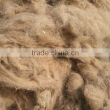 Jute caddies fiber waste