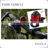Bicycle Bell with compass/Aluminium Alloy Orange Pink bicycle bell