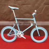 fixed gear bicycle small wheel fixed gear bicycle simple style bicycle fixed gear bicycle factory