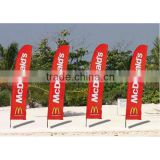 garden flag,bow flag, blank flags for printing