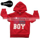 2016 Autumn Sweatshirt Casual Hoodies Long Sleeve children Pullover Sport T-Shirts kids clothing tops 04