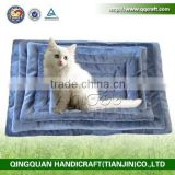 dog beds with removable cushion & disposable pet mat & pet blankets wholesale