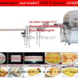 automatic lumpia wrapper machine/spring roll sheets machine/samosa pastry machine ( real factory not trader)