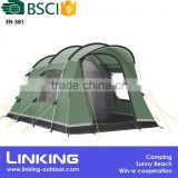 Hot Selling Windproof Outdoor Huge Camping Tent
