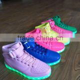 Led light running shoes china shipping service forwarder best price/cheapest UPS express delivery from China to USA,Canada,mexic