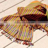 Cotton Soft Kikoy Beach Towel