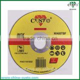 T41-115x1.2x22.23mm China Wholesale price Cut-off wheels Abrasives for stainless steel of T41